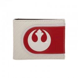 Cartera Rebelde blanca y roja, Star Wars