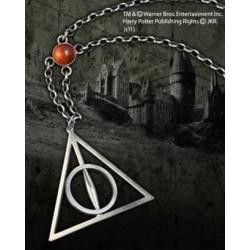 Colgante réplica Reliquias, Xenophilius Lovegood, Harry Potter