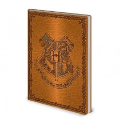 Libreta Escudo Hogwarts, Harry Potter