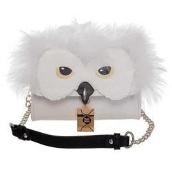 Bolso Hedwig plumas, pequeño, Harry Potter
