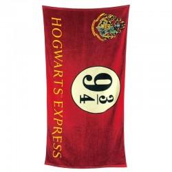 Toalla Hogwarts Express algodón, Harry Potter