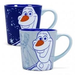 Taza Olaf térmica, Frozen, Disney