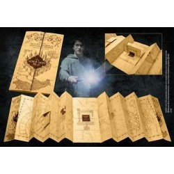 Réplica Mapa del Merodeador, Harry Potter