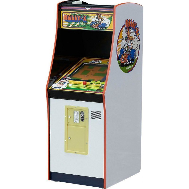 "Arcade Game Machine Collection ""RALLY-X"""""""