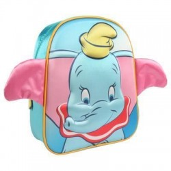 Mochila infantil Dumbo 3D, Disney