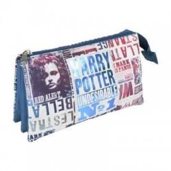 Portatodo Diario El Profeta azul, Harry Potter