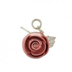 Mini monedero rosa, Bella y Bestia, Disney