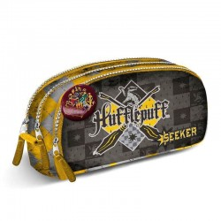 Portatodo Hufflepuff Quidditch triple, Harry Potter