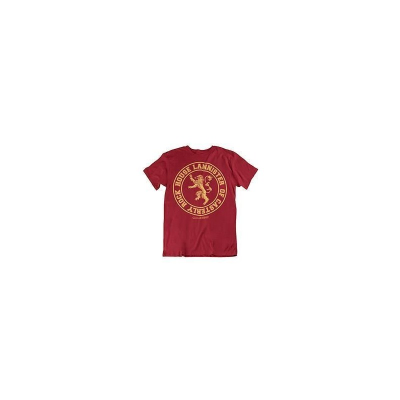 Camiseta House Lannister of Casterly