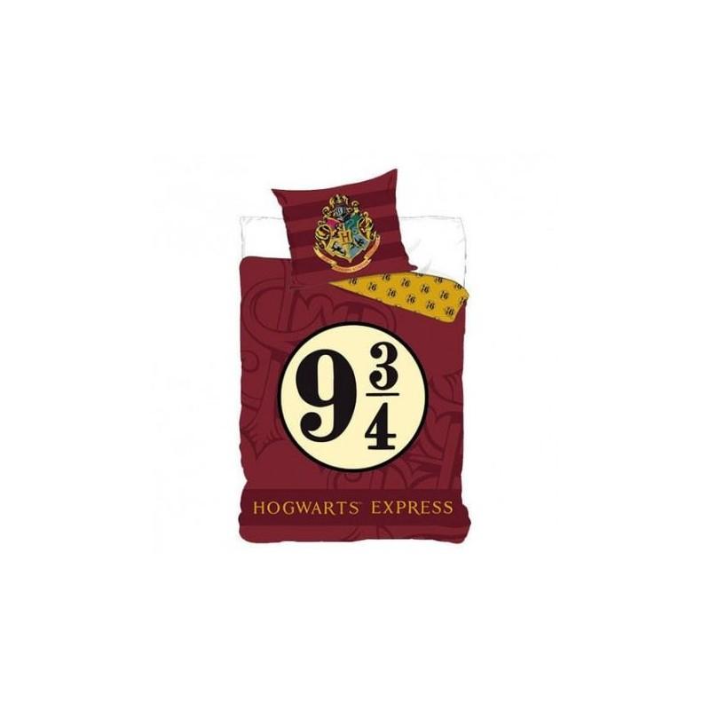 Funda nórdica andén 9 3/4 individual, Harry Potter