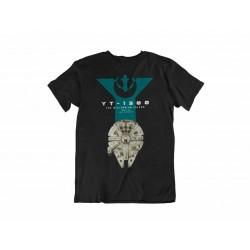 Camiseta The Millennium Falcon, Unisex, Star Wars