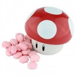 Champiñón caramelos sabor Cereza, Súper Mario