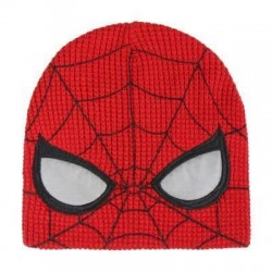 Gorro Spiderman con aplique, Marvel