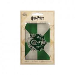 Tarjetero Slytherin, Harry Potter