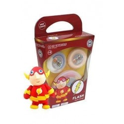 Figura moldeable Flash, Super Dough S1 universo DC