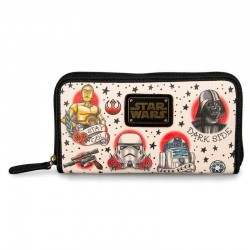 Cartera Tatto Star Wars Loungefly