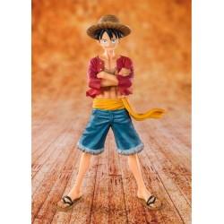 Figura Monkey D. Luffy Straw 14 cm, One Piece