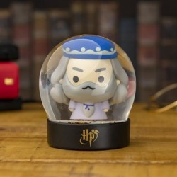 Bola de nieve Dumbledore, Harry Potter