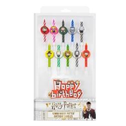 Velas de cumpleaños Kawaii, Harry Potter
