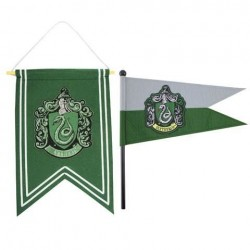 Bandera y estandarte Slytherin, Harry Potter