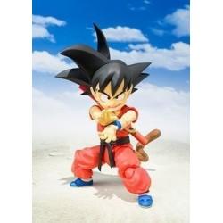 Figura Goku niño, 10cm, Dragon Ball