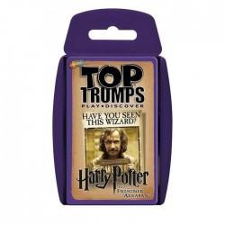 Juego de cartas Top Trumps, Harry Potter y el Prisionero de