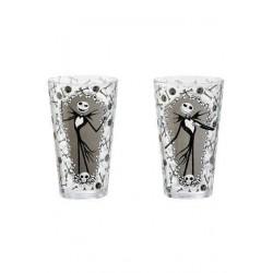 Set vasos cristal Jack, Pesadilla antes de Navidad