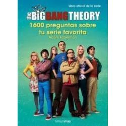 1600 preguntas sobre Big Bang Theory