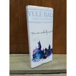 "Tableta chocolate con leche ""Yule Ball"""", con invitación, Harry"