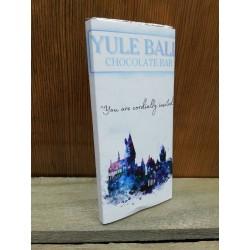 """Tableta chocolate con leche """"Yule Ball"""""""", con invitación, Harry"""