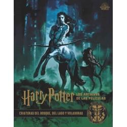 Libro: Los archivos de las películas, 1 Criaturas, Harry Potter