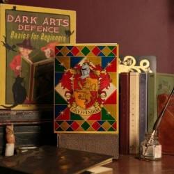 Tarjeta y sobre Gryffindor, Harry Potter