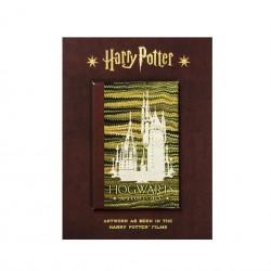 Imán libro Historia de Hogwarts, Harry Potter