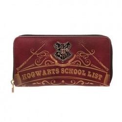 Cartera monedero Hogwarts School, Harry Potter
