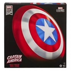 Escudo Capitán América, Edición 80 Aniversario, Marvel