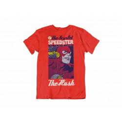 Camiseta The Flash, unisex
