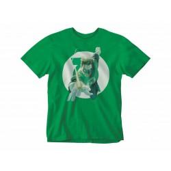 Camiseta anillo, Linterna verde