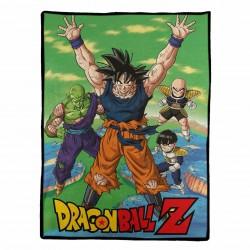 Manta polar pesonajes en Namek, Dragon Ball