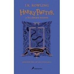 Libro: Harry Potter y la cámara secreta, Ravenclaw, 20