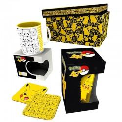 Caja regalo Pokémon, Pokémon