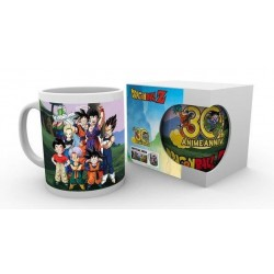 Taza Dragon Ball, 30 aniversario