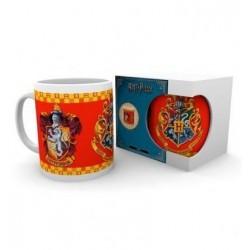 Taza escudo Gryffindor, Harry Potter