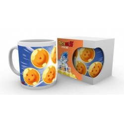 Taza Bolas, Dragon Ball