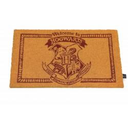 Felpudo Welcome to Hogwarts, Harry Potter
