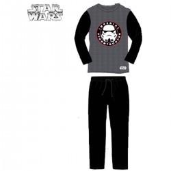 Pijama Stormtrooper largo adulto, Star Wars