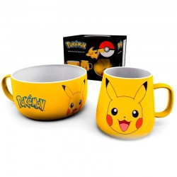 Set desayuno Pikachu, Pokemon