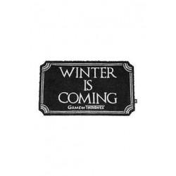 Felpudo Winter is coming, Juego de Tronos