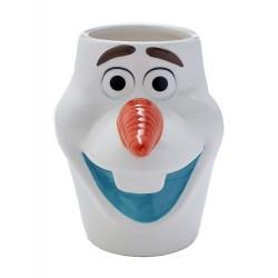 Taza Olaf 3D grande, Frozen, Disney