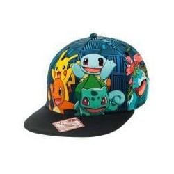 Gorra Pokemon personajes, tela, Pokemon