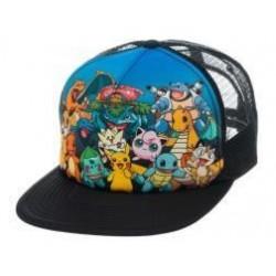 Gorra personajes Pokémon, Pokémon